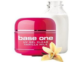 Silcare - Base One - Builder - Clear - Vanilla - 15g