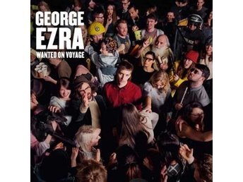 Ezra George: Wanted on voyage 2014 (CD)