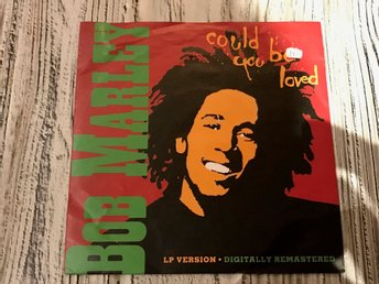 Bob Marley & the wailers - Could you be loved (113 371)