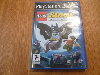 Lego Batman The Video Game, Playstation 2.