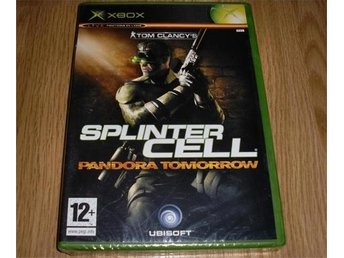 Xbox: Splinter Cell Pandora Tomorrow (ny)