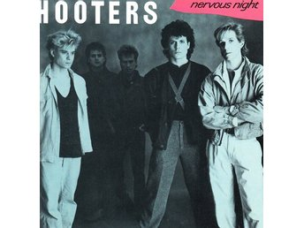 The Hooters, Nervous night (CD)