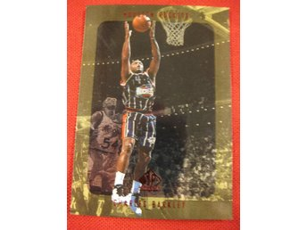 CHARLES BARKLEY -  SP AUTHENTIC 1997-98 - HOUSTON ROCKETS - BASKET