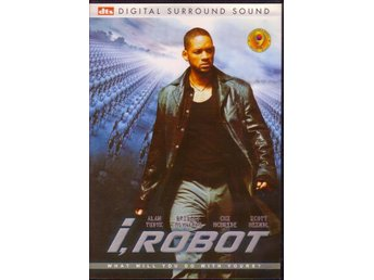 I, Robot / DVD (Will Smith)