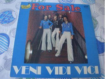 FOR SALE - VENI VIDI VICI LP 1976