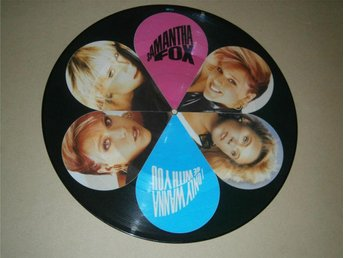 Samantha Fox - I Only Wanna Be With You UK-88 (Picture Disc)