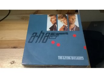 a-ha - The Living Daylights, EP
