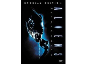 Aliens - Återkomsten - Special Edition (Sigourney Weaver) - Visby - Aliens - Återkomsten - Special Edition (Sigourney Weaver) - Visby