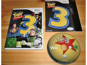 Wii: Toy Story 3