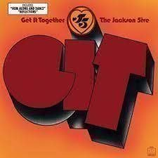 "Vinyl-skiva The Jackson 5 ""Get it together"""