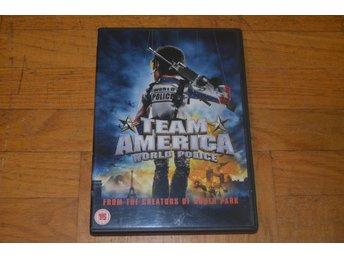 Team America - World Police ( Trey Parker Matt Stone ) 2004 - DVD - Töre - Team America - World Police ( Trey Parker Matt Stone ) 2004 - DVD - Töre