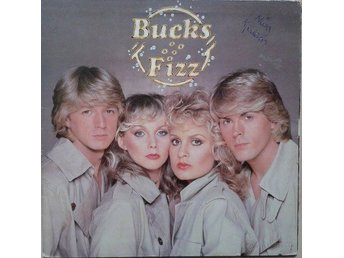 Bucks Fizz title* Bucks Fizz* Disco, Europop LP UK