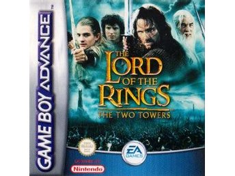 GBA - Lord of the Rings: The Two Towers (Komplett) (Beg)