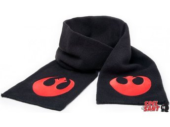 Star Wars Rebel Alliance Logo Svart Halsduk