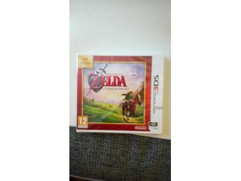 Zelda Ocarina of Time Nintendo 3DS - NYTT
