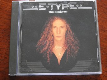 E-Type ?– The Explorer CD 1996 Calling Your Name Back in the loop