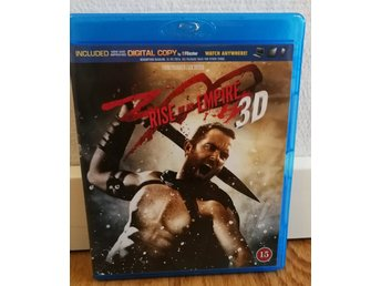 300: Rise of an Empire (Blu-ray + 3D) 2-Disc