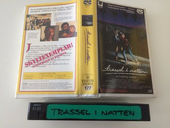 Trassel i natten - Into The Night (1985) - Esselte
