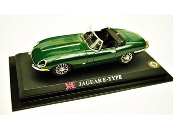 Jaguar E Type(1:43)delprado - japan