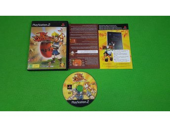 Jak And Daxter The Precursor Legacy SVENSK UTGÅVA Playstation 2 ps2