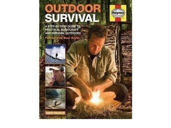 Outdoor Survival - bush craft and survival outdoors - helt ny!