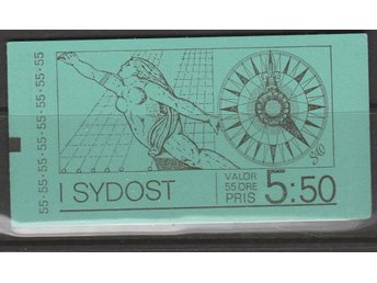 H 255 I Sydost, med RT 6x3,5 mm