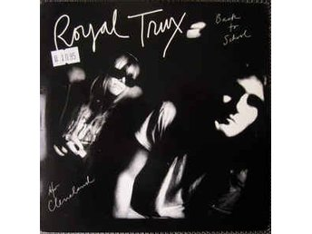 Royal Trux - Back to school, vinylsingel från 1993, kanonskick!