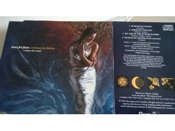 Tears For Fears - Woman In Chains, CD, Single
