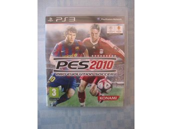 Pro Evolution Soccer 2010  (PS 3)