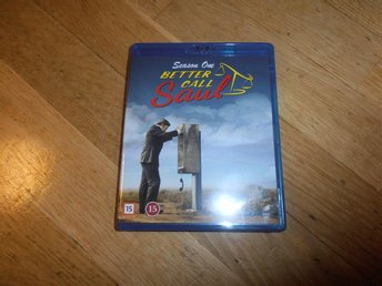 Better Call Saul - Säsong 1 (3-disc Blu Ray)