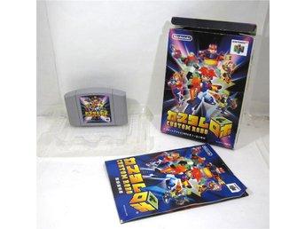 Custom Robo till japanskt Nintendo 64 N64 - Kävlinge - Custom Robo till japanskt Nintendo 64 N64 - Kävlinge