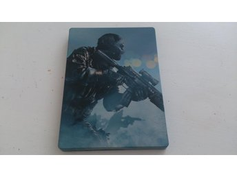 - Call of Duty Ghosts Steelbook Edition XBOX360 -