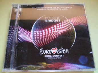 Eurovision Song Contest Vienna 2015 - 2 CD