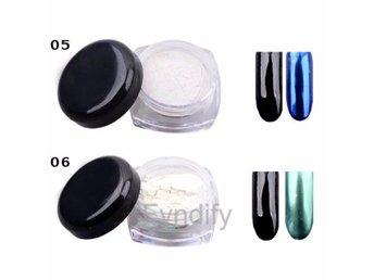 Powder Nail Gold Pigment # 6 - Dongguan - Powder Nail Gold Pigment # 6 - Dongguan