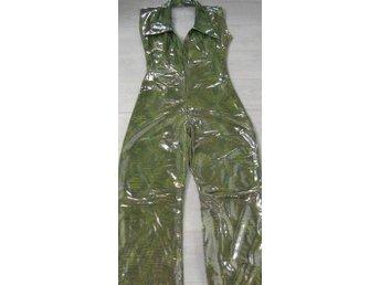 Snygg grön melerad catsuit med krage från Sentimental USA - Järfälla - Snygg grön melerad catsuit med krage från Sentimental USA - Järfälla