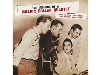 Legends of a Million Dollar Quartet (Vinyl LP)