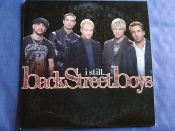 Backstreet Boys - I still…, 2tr CDS - Ny!