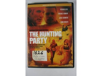 The Hunting Party, DVD-film