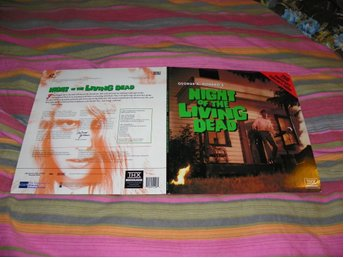 Night of the living dead 25th anniversary collectors edition 2st LD Elite press