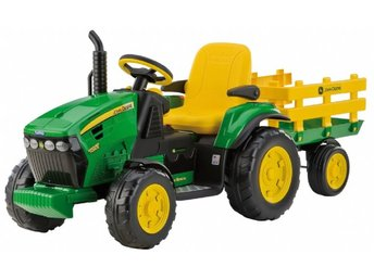 John Deere Ground Force 12V, Peg-Pérego - Peg-Pérego Elbilar 532334