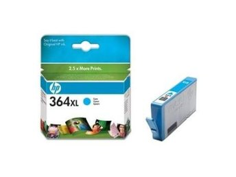 FP HP CB323EE Cyan No. 364XL
