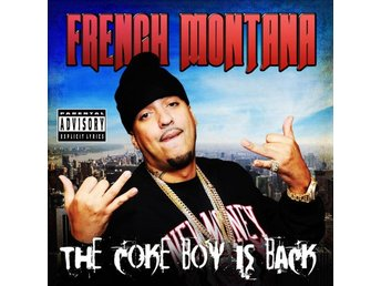 French Montana: Coke Boy Is Back (CD)