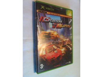 Xbox: Crash 'n' Burn
