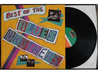 Blues Brothers-Best Of-LP