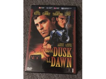 From dusk to dawn Quentin Tarantino