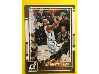 JARRETT JACK: 2015-16 Donruss Assists #68 47ex