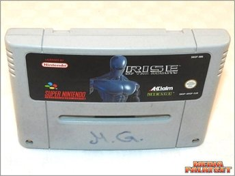 Rise Of The Robots (SNES/EUR)