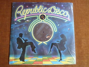 REPUBLIC DISCO, LP, LP-SKIVA