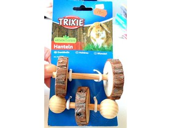 Trixie, natural living, Hanteln