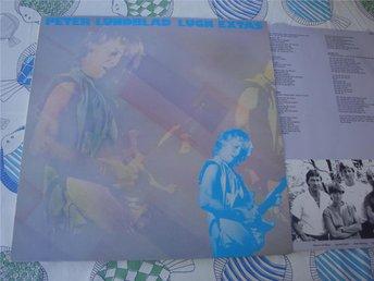 PETER LUNDBLAD - LUGN EXTAS LP 1983 - Sundsvall - PETER LUNDBLAD - LUGN EXTAS LP 1983 - Sundsvall